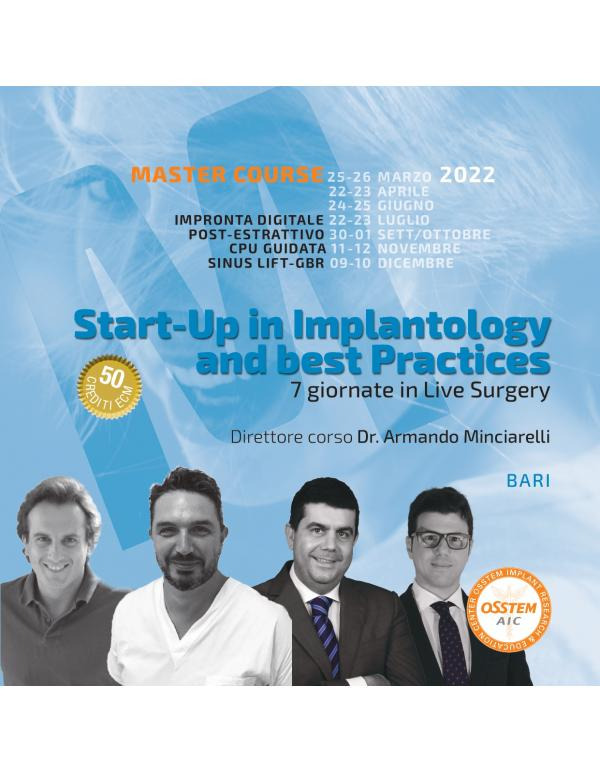 Start-Up in Implantology and best Practices